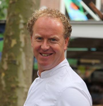 Chef-kok Rogier Tolk